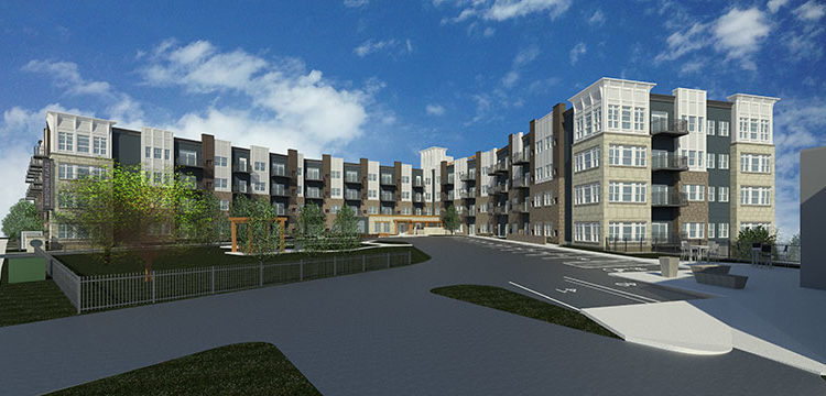 Ebert Construction Multi-Family Housing Division